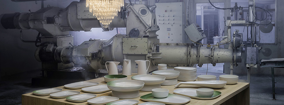Figgjo - porcelán pro profesionální kuchyně